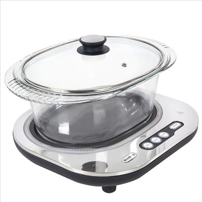 Breville Glass Slow Cooker 4L