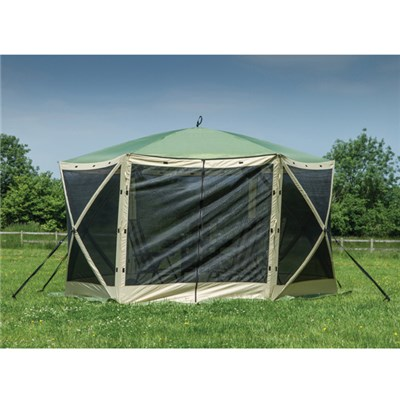 The Screen House 6XL Instant Gazebo 4 x 4m