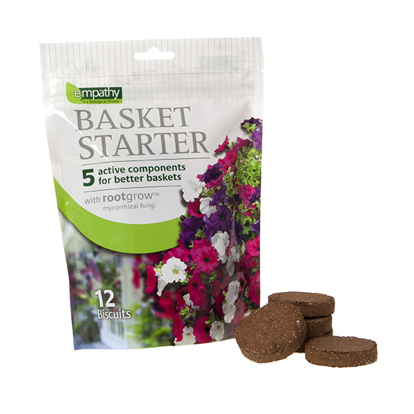Image of 24 Pack of Hanging Basket Biscuits