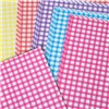 Kanban A4 Naturals Card Gingham 300Gsm 20 Sheet Bulk Pack Assorted Colours Ass Bright