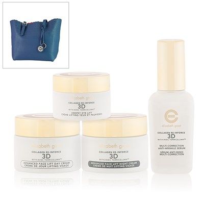 Elizabeth Grant Collagen Re-Inforce 3D Collection with Free Laser Cut Bag