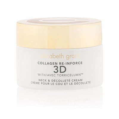Elizabeth Grant Collagen Re-Inforce 3D Neck and Decollete Cream 100ml