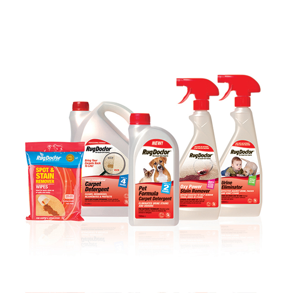 Rug Doctor Carpet Care Solution Pack No Colour