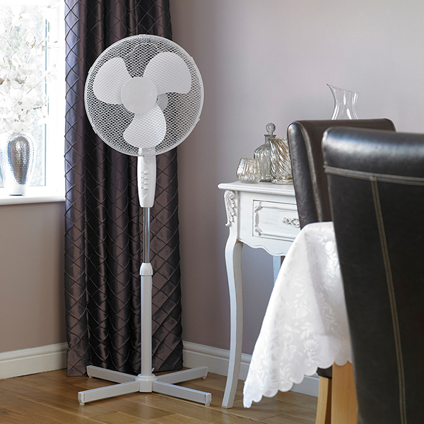 16 Inch Pedestal Fan No Colour