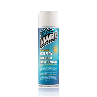 Blue Magic Foam Cleaner