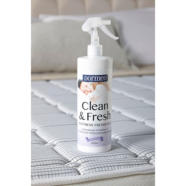 Dormeo Clean & Fresh Mattress Freshener No Colour