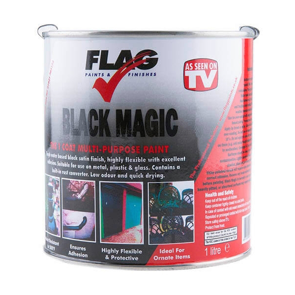 Black Magic 1 Litre No Colour