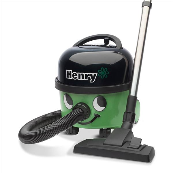 Numatic 620W Henry Vacuum Cleaner - Green