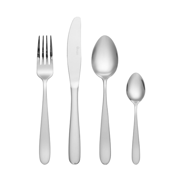 Swan 16 piece Cutlery set Lokom design No Colour