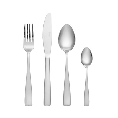 Swan 16 piece Cutlery set Nista design
