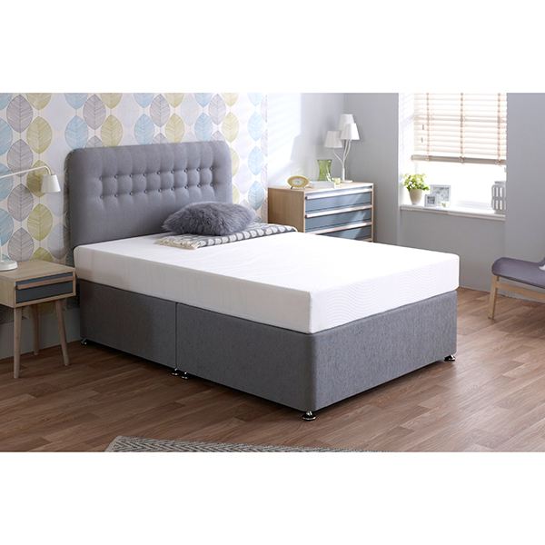 Comfort and Dreams Slumber 2000 Single Size Mattress No Colour