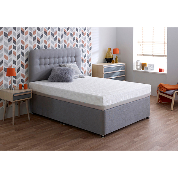 Sleep Genie Memory Pocket 1000 Super King Size Mattress No Colour