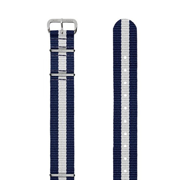 Smart Turnout Interchangeable Nato Strap Yale