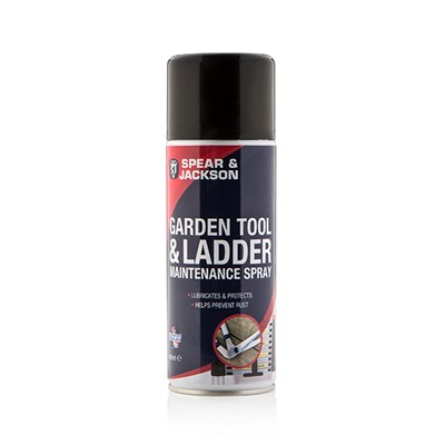 Spear & Jackson Garden Tool and Ladder Maintenance Spray