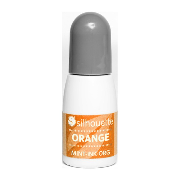 Silhouette Mint Ink  - Orange (Size 55cc) No Colour