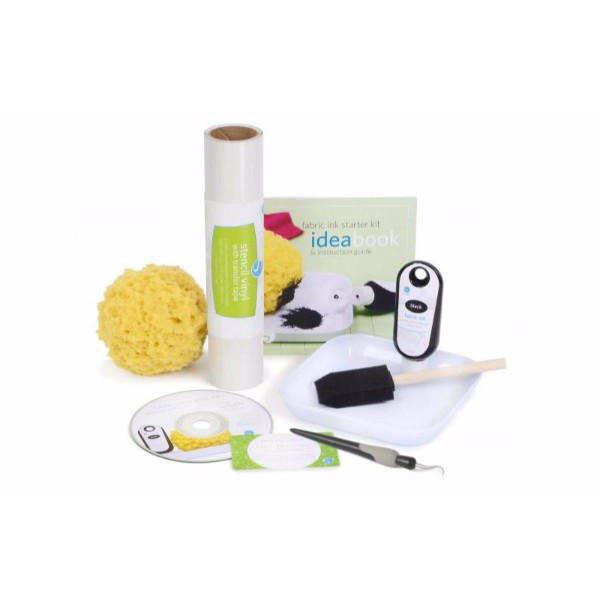Silhouette Fabric Ink Starter Kit No Colour