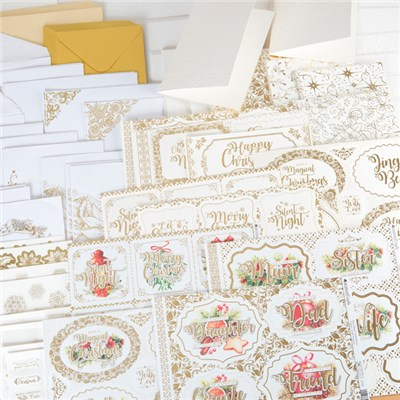 Kanban Decadent Delights Luxury Christmas Card Collection