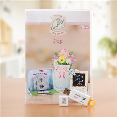 Cutting Craftorium Pop USB