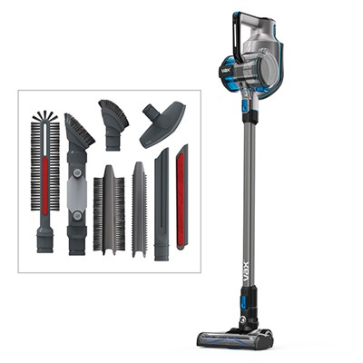 Vax 24v Blade Cordless Stick Vacuum Cleaner with Pro Cleaning Accessory Kit