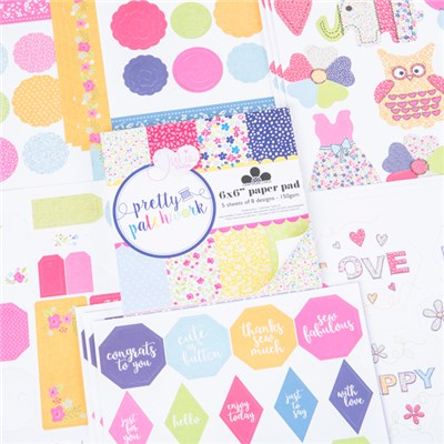 Julie Loves Pretty Patchwork Collection