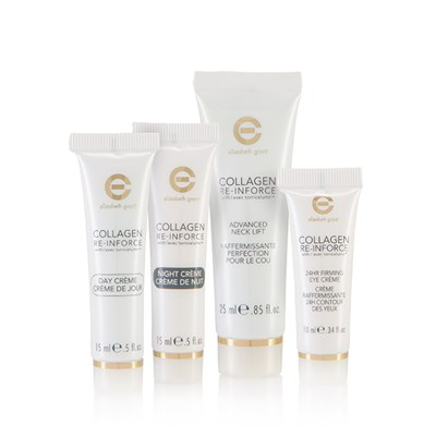Elizabeth Grant Collagen Re-Inforce 4 Piece Gift Kit