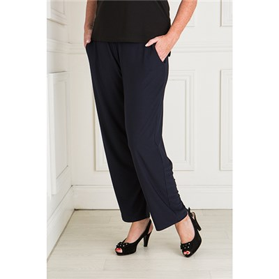 Styled By Straight Leg Trouser with Pockets