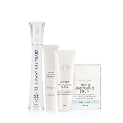 Crystal Clear Lift Away the Years Wand with Intense Anti-Ageing Serums