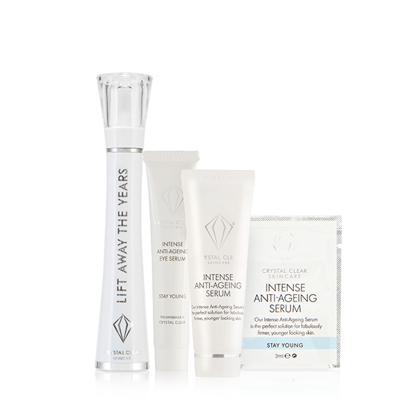 Crystal Clear Lift Away the Years Wand with Intense Anti-Ageing Serums No Colour