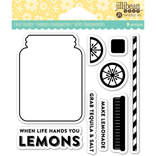 Clear Stamp Lemonda No Colour