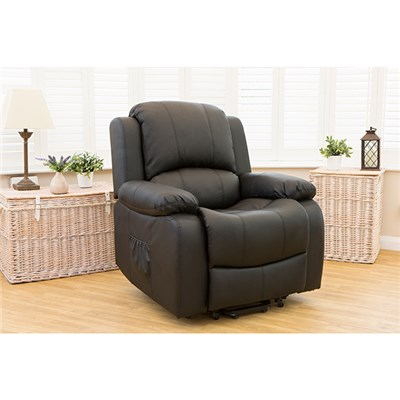 Chicago Bonded Leather Armchair