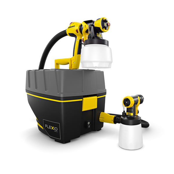 Wagner W890 FLEXiO Universal Sprayer with Extended Guarantee No Colour