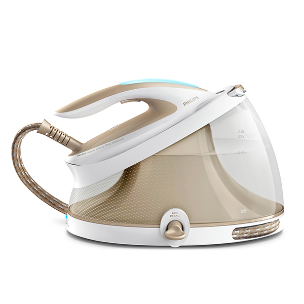 Philips Perfect Care Aqua Pro Steam Generator Iron - Champagne No Colour