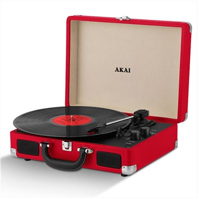 Akai Rechargeable Turntable