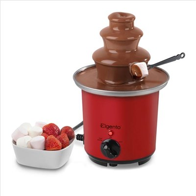 Elgento Mini Chocolate Fountain