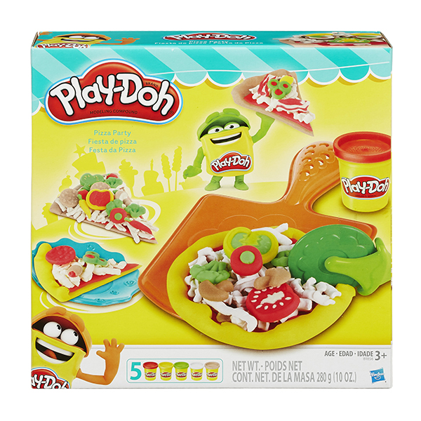 Play-Doh Pizza Party No Colour