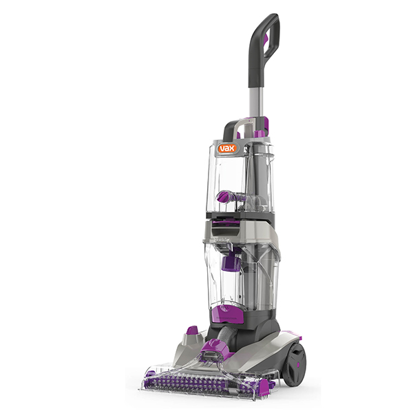 Vax Rapid Power Advance Carpet Washer with 6 Year Guarantee No Colour