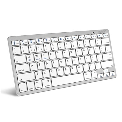 Bluetooth Keyboard for iPads and Tablets
