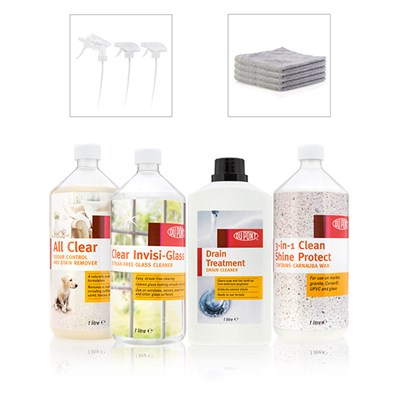 DuPont Household Solutions Kit