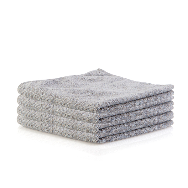 Microfibre Cloths x 4 No Colour