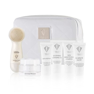 Crystal Clear Ionic Cleanse & Microdermabrasion System