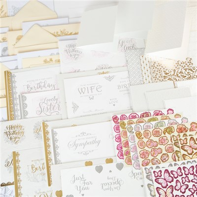Kanban Decadent Delights Luxury Card Collection