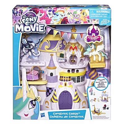 My Little Pony Movie Canterlot Castle