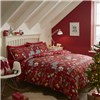 Brushed Happy Christmas Single Size Quilt Set