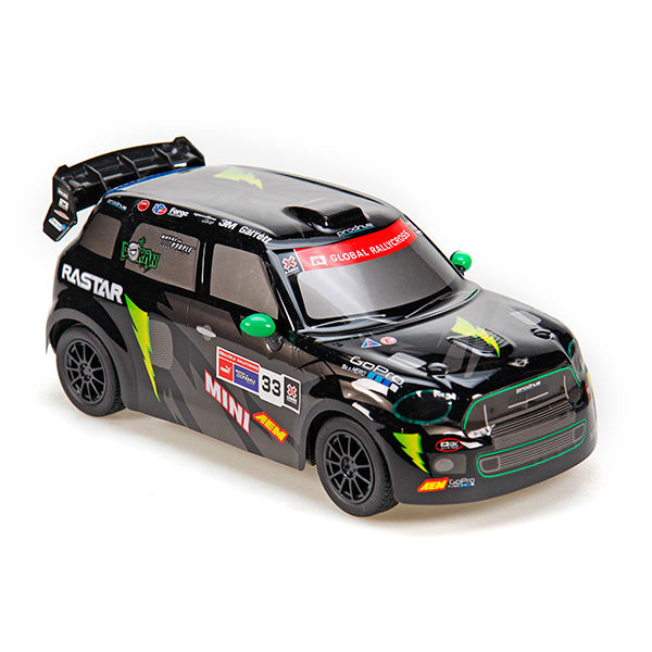 Remote Control Mini Countryman JCW RX 1 to 14 Scale No Colour