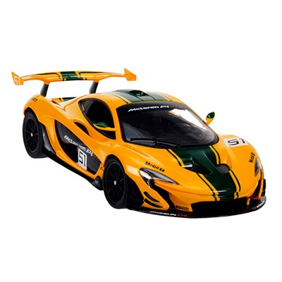 Remote Control Mclaren P1 GTR 1 to 14 Scale