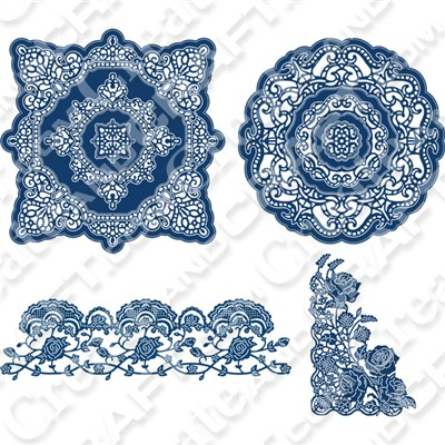 Tattered Lace Blissful Paradise Multibuy