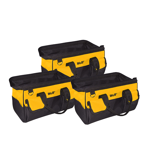 Three Wolf Small Heavy Duty Tool Bags 433086 Review