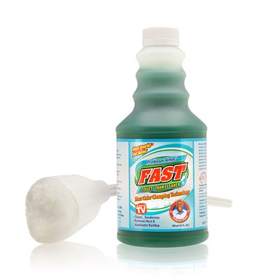 Professor Amos Fast Toilet Concentrate with Toilet Swab
