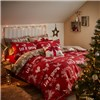Christmas Garland Double Size Quilt Set