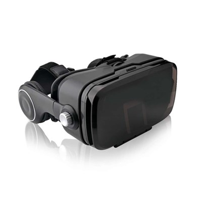 VR-EYE Plus Virtual Reality Headset With Integrated Audio and Bluetooth Control
